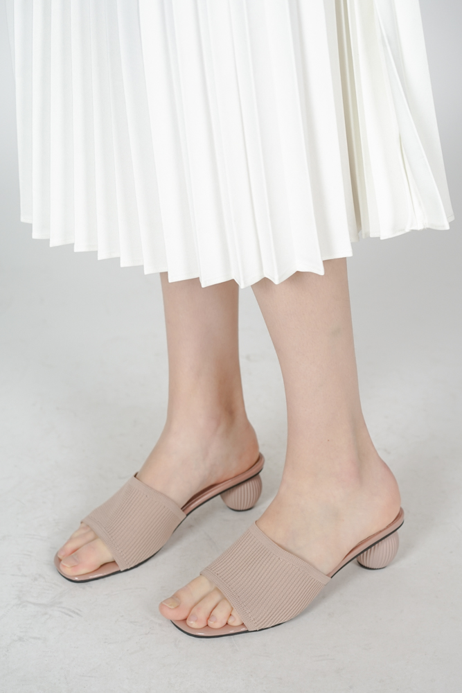 Esther Mules in Beige - Arriving Soon