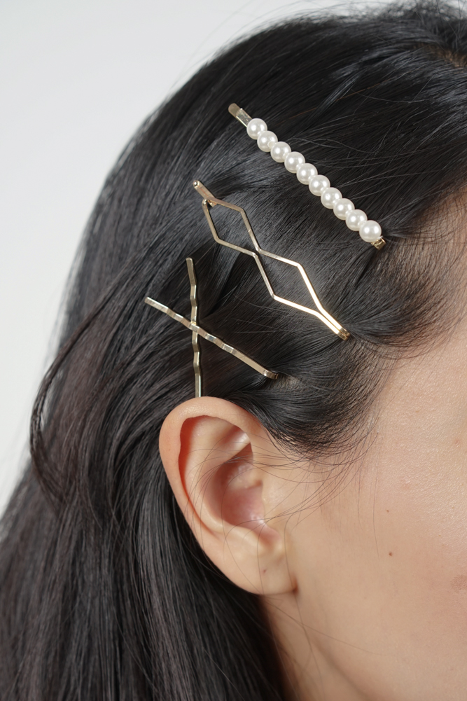 Set of 4 Hair Jewellery - Arriving Soon