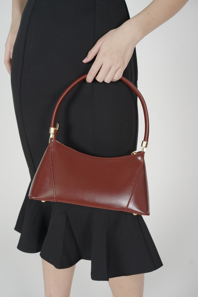 Gwenni Bag in Dark Brown - Arriving Soon