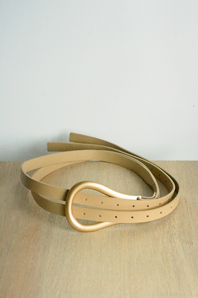 Orfia Belt in Khaki