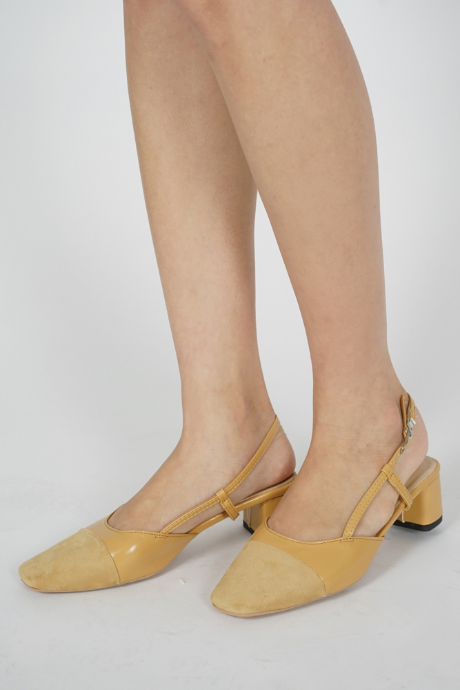 Joreana Slingbacks in Daffodil - Arriving Soon