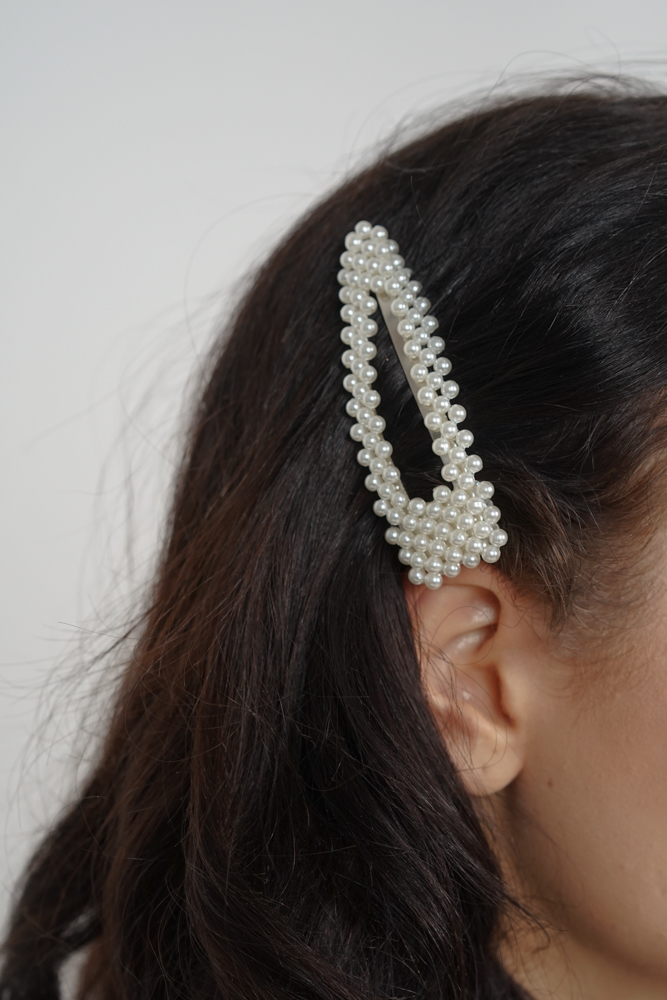 Dixie Pearl Hair Slide - Arriving Soon