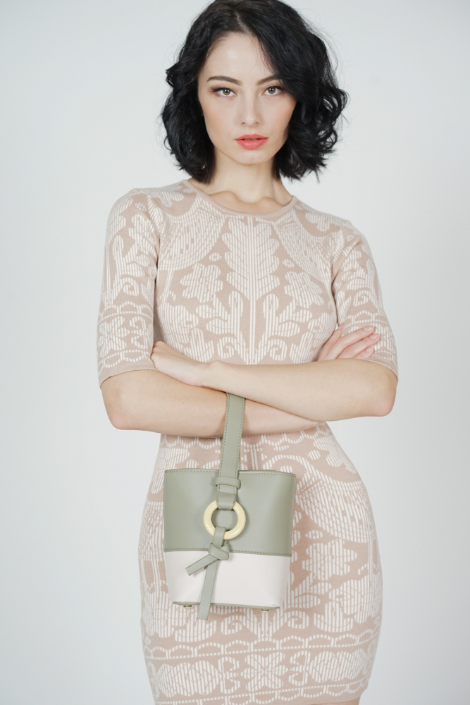 Koti Bucket Bag in Sage - Arriving Soon