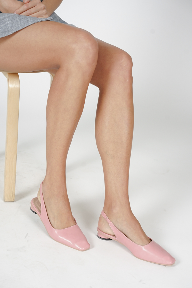 Dolley Flats in Pink - Arriving Soon