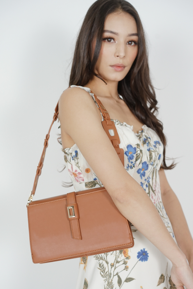 Fancie Bag in Brown - Arriving Soon