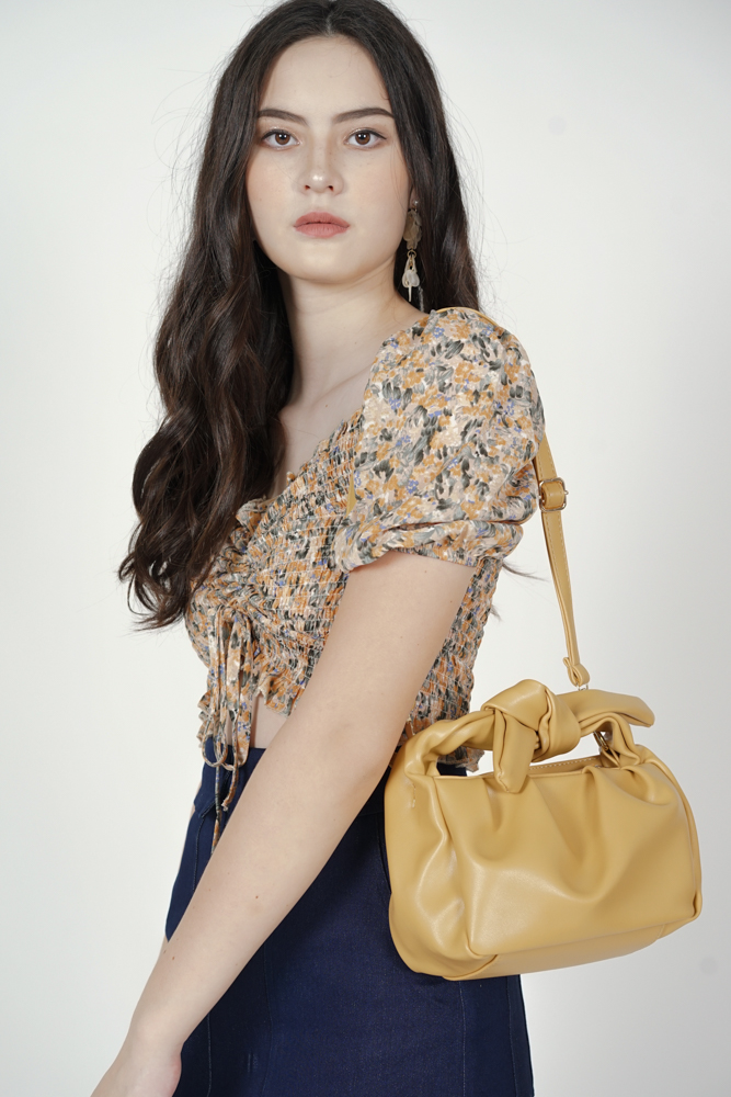 Allison Bag in Dusty Yellow - Arriving Soon
