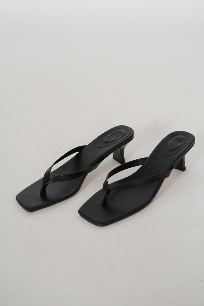 Viona Heels in Black - Arriving Soon