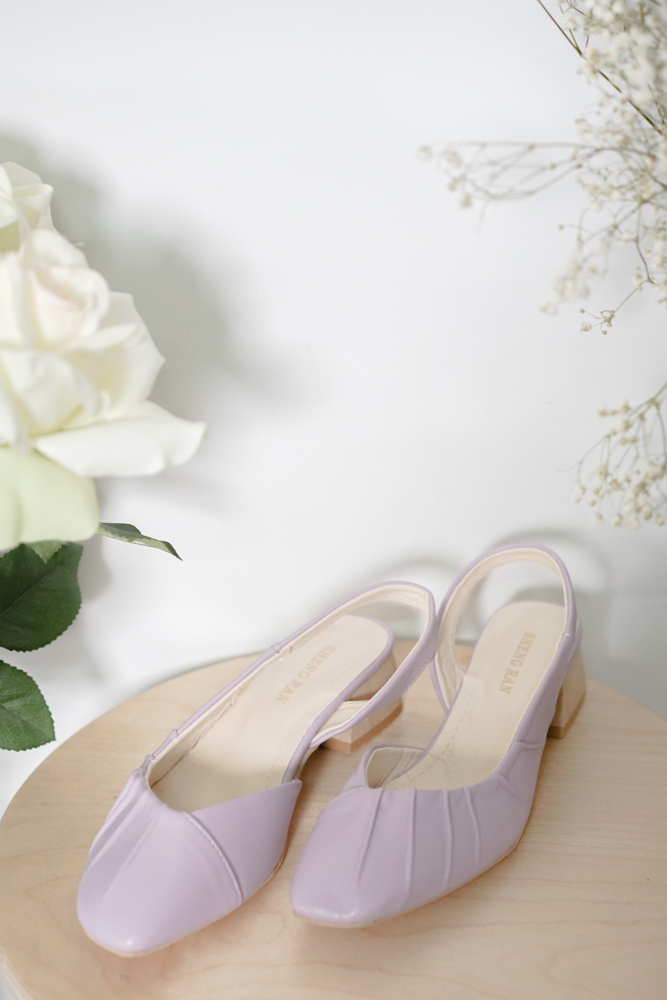 Ivona Pumps in Lilac - Arriving Soon