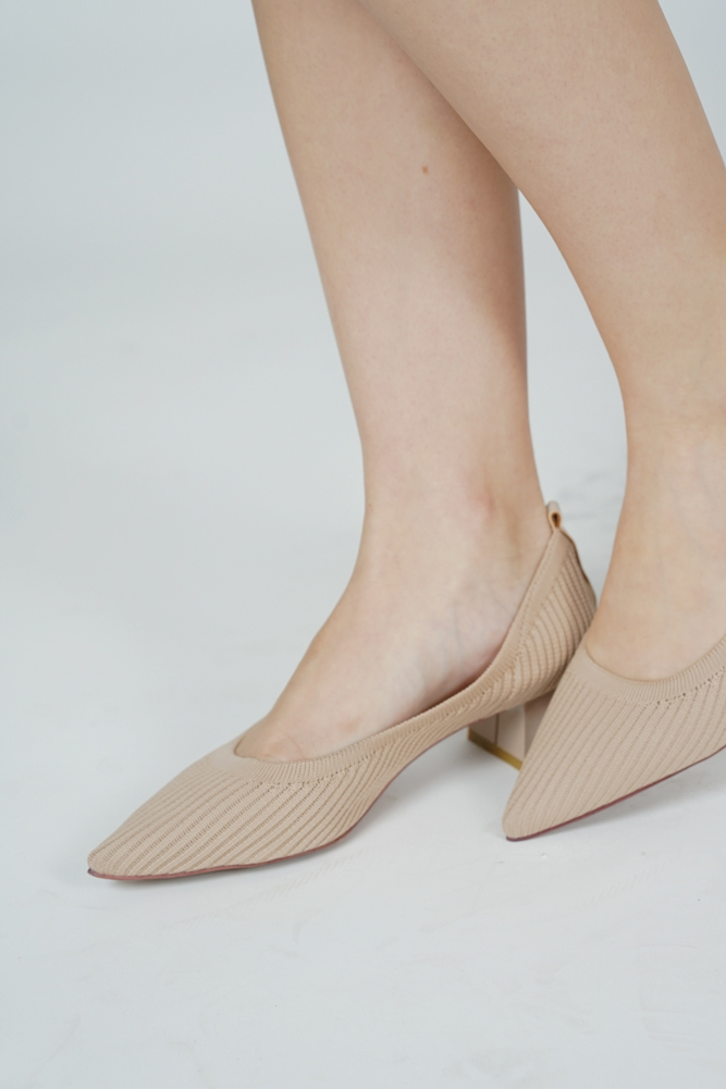 Nikita Pumps in Nude - Arriving Soon