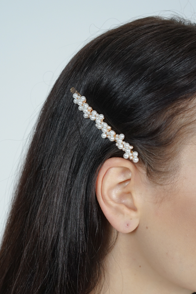 Willa Pearl Hair Piece - Arriving Soon