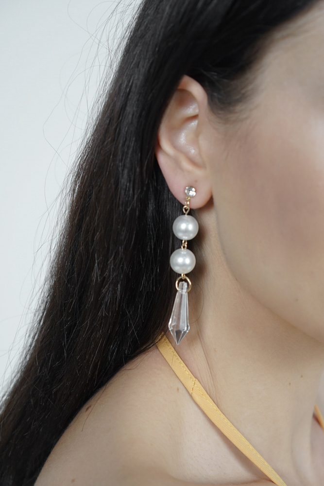 Yana Crystal Earrings - Arriving Soon